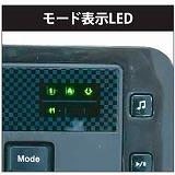 モード表示LED