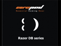 Corepad Skatez Pro for Razer Diamondback / Copperhead