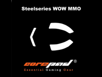 Corepad Skatez Pro for SteelSeries WOW