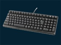 DHARMA TACTICAL KEYBOARD(DRTCKB102UBK)