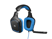 G430 Surround Sound Gaming Headset