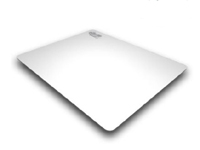 GamersWear SlickRide Pad - White