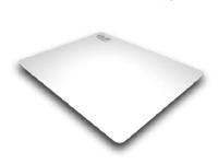 GamersWear SlickRide Pad - White