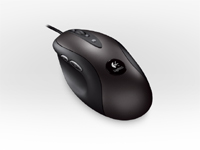Optical Gaming Mouse G400
