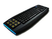 OCZ Sabre OLED Gaming Keyboard