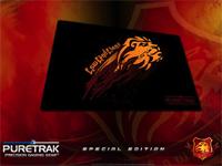 Puretrak LowLandLions mousepad