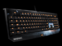 Razer BlackWidow Ultimate Battlefield 3 Edition