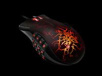 Razer Naga Molten Special Edition