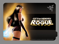 Razer Sphex City of Heroes Going Rogue Edition