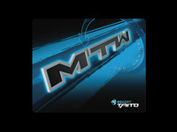 ROCCAT Taito Kingsize - mTw Edition Gaming Mousepad