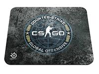 SteelSeries QcK+ CS:GO Edition