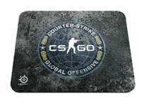SteelSeries QcK Counter-Strike: Global Offensive Edition