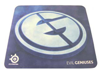 SteelSeries QcK+ Limited Edition (Evil Geniuses)