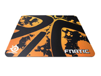 SteelSeries QcK+ Limited Edition (Fnatic)
