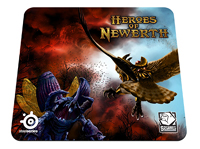 SteelSeries QcK+ Heroes of Newerth Edition