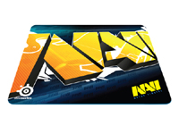 SteelSeries QcK+ Limited Edition (Natus Vincere)