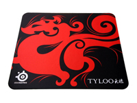 SteelSeries QcK+ Limited Edition (Tyloo)