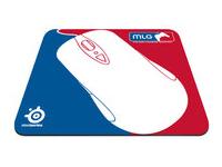 SteelSeries QcK+ MLG Red/Blue