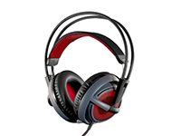 SteelSeries Siberia v2 Illuminated Gaming Headset Dota 2 Special Edition