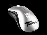 Transformers 3 Razer DeathAdder Megatron