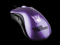 Transformers 3 Razer DeathAdder Shockwave
